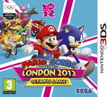 Game 3DS Mario and Sonic at the London 2012 Olympic Games