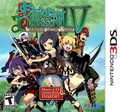 Game 3DS Etrian Odyssey IV Legends of the Titan