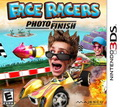 Game 3DS Face Racers Photo Finish