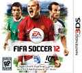 Game 3DS FIFA Soccer 12