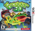 Game 3DS Frogger 3D