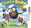 Game 3DS Funky Barn 3D