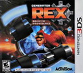 Game 3DS Generator Rex Agent of Providence