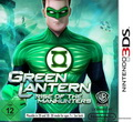 Game 3DS Green Lantern Rise of the Manhunters