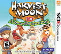 Game 3DS Harvest Moon 3D A New Beginning