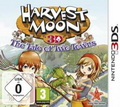 Game 3DS Harvest Moon The Tale of Two Towns