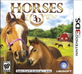 Game 3DS Horses 3D