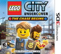 Game 3DS LEGO City Undercover The Chase Begins