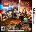 Game 3DS LEGO The Lord of the Rings