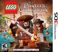 Game 3DS LEGO Pirates of the Caribbean