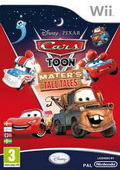 Game Wii Cars Toon Maters Tall Tales