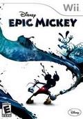 Game Wii Disney Epic Mickey