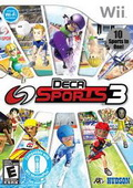 Game Wii Deca Sports 3