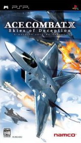Game Ace Combat X : Skies of Deception