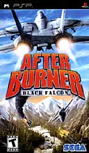 Game After Burner : Black Falcon