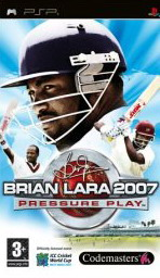 Game Brian Lara-International Cricket 2007