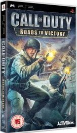 Game Call of Duty Road to Victory