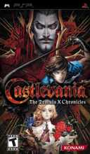 Game Castlevania Dracula X Chronicles