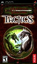 Game Dungeons Dragons Tactics