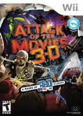 Game Wii Attack Of The Movies 3D