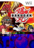 Game Wii Bakugan Battle Brawlers