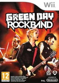 Game Wii Green Day Rock Band