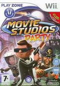 Game Wii Movie Studio Party