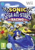 Game Wii Sonic Sega All Stars Racing