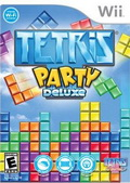 Game Wii Tetris Party Deluxe