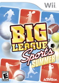Game Wii Big League Sports Summer