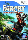 Game Wii Farcry Vengeance