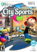 Game Wii go Play City Sports