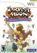 Game Wii Harvest Moon Animal Parade