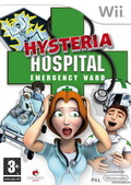 Game Wii Hysteria Hospital Emergency Ward