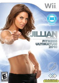 Game Wii Jillian Michaels : Fitnes Ultimatum 2010