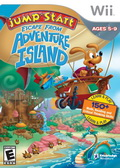 Game Wii Jump Start Escape From Adventure Island