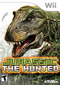 Game Wii Jurassic The Hunted