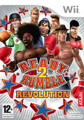 Game Wii Ready 2 Rumble Revolution