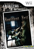 Game Wii Resident Evil Archives