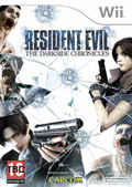 Game Wii Resident Evil The Darkside Cronicles