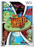 Game Wii Roogoo Twisted Towers