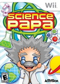 Game Wii Science Papa