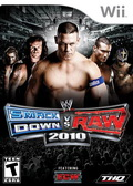 Game Wii Smack Down Vs Raw 2010