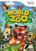 Game Wii World of Zoo