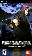 Game Ghost in The Shell