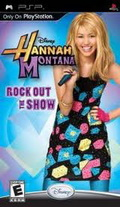 Game Hannah Montana Rock out Show