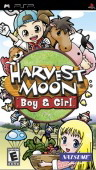 Game Harvest Moon: Boy & Girl
