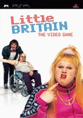 Game Little Britain the Video Game