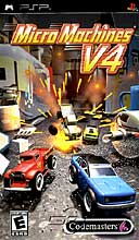 Game Micro Machines V4