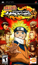 Game Naruto Ultimate Ninja Heroes